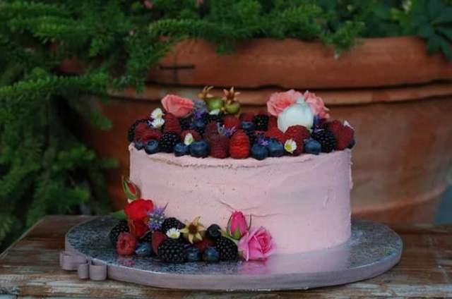 Trufatto Cake