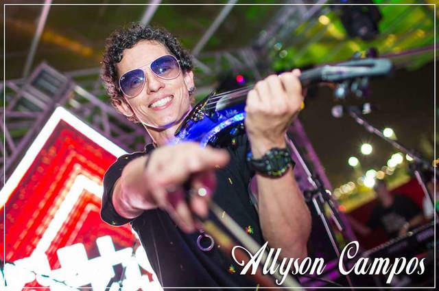 Allyson Campos Violino