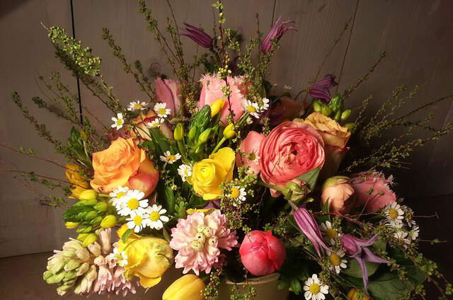 Blumen von Steiner