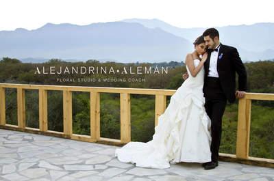 Alejandrina Alemán - Floral Studio & Wedding Coach