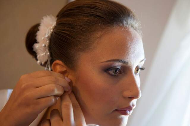 Federica Tomassini Make Up Artist
