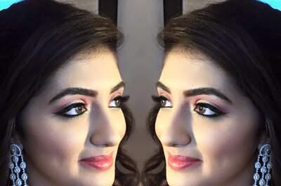 Makeup by Kiinjal Mehta-Make U Up Studio