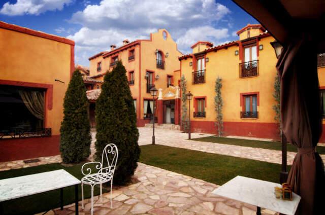 Hotel Rincón de Navarrete