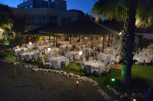 Restaurante Candado Beach