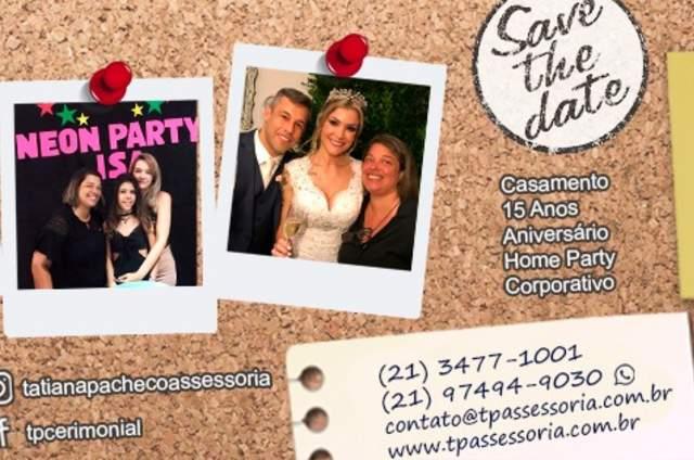 Tatiana Pacheco Assessoria e Cerimonial