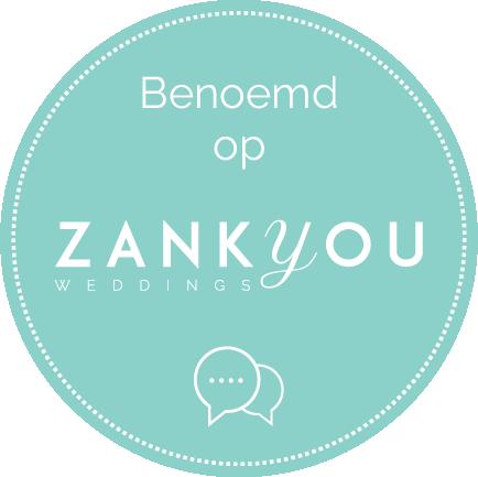Benoemd in het Zankyou magazine