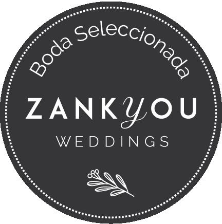 Tus bodas publicadas en Zankyou
