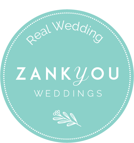 Real wedding publié sur Zankyou