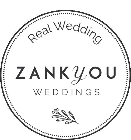 Matrimonio reale pubblicato su Zankyou