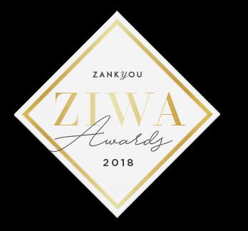 Zankyou ziwa awards 2018 mejor fotografo de bodas