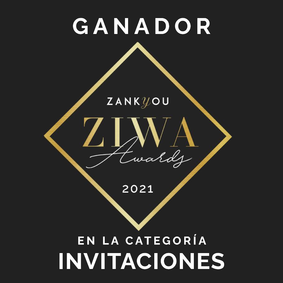 Invitaciones Maqueta - Zankyou