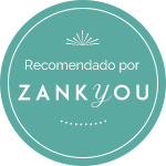 Recomendded by Zankyou