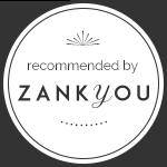 Recommended by Zankyou